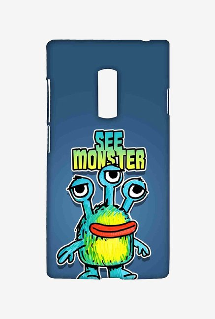 Kritzels See Monster Case for Oneplus Two