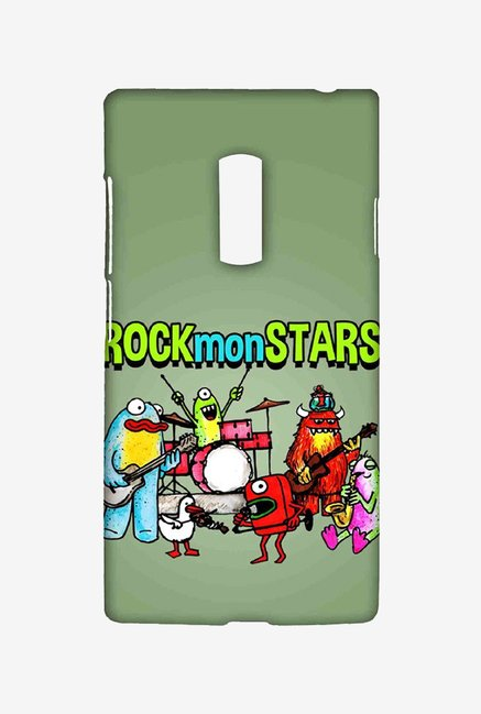 Kritzels Rockmonstars Case for Oneplus Two