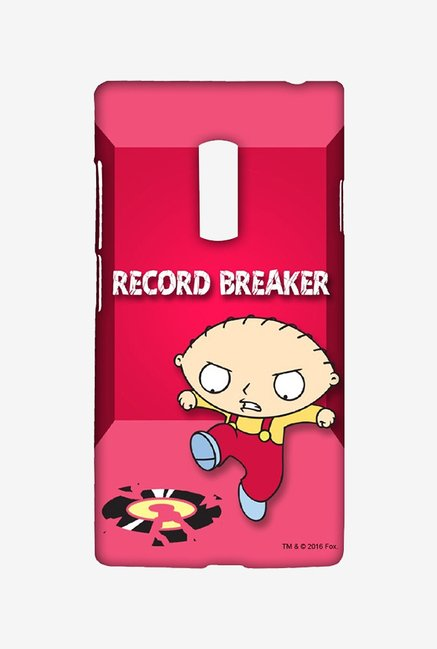 Family Guy Record Breaker Case for Oneplus Two