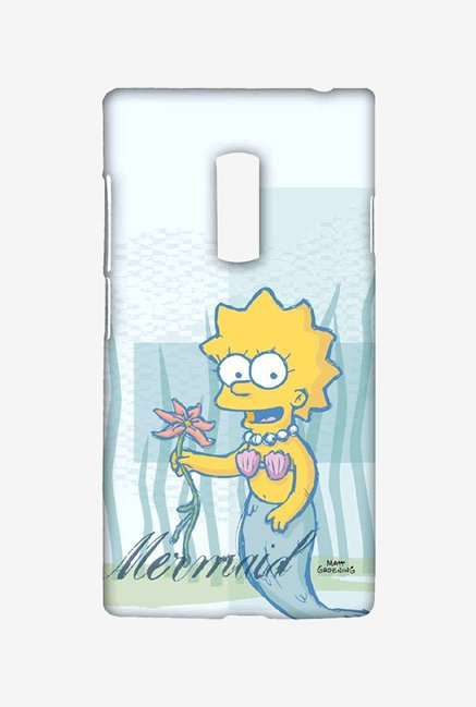 Simpsons Mermaid Case for Oneplus Two