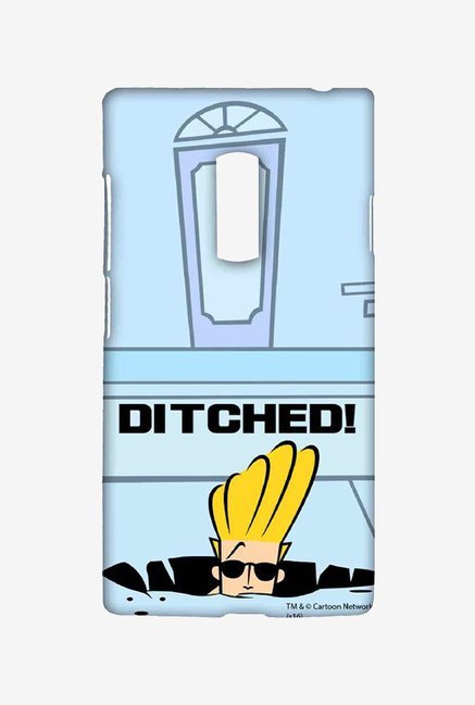 Johnny Bravo Ditched Case for Oneplus Two