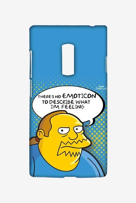 Simpsons Comic Guy Case for Oneplus Two