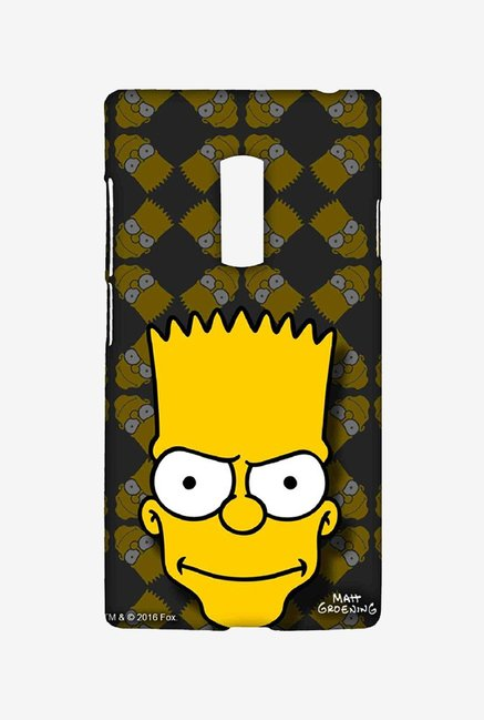 Simpsons Bartface Case for Oneplus Two