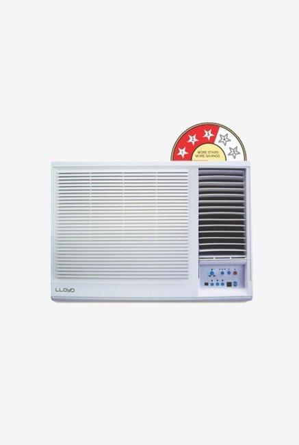 a5e1ac0e3cb Buy Lloyd LW19A3N 1.5 Ton 3 Star Window AC (White) Online at best price at  TataCLiQ