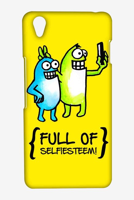 Kritzels Selfiesteem Case for Oneplus X