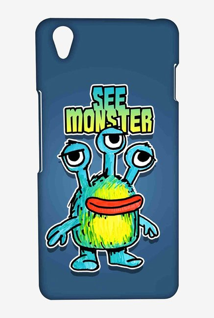 Kritzels See Monster Case for Oneplus X