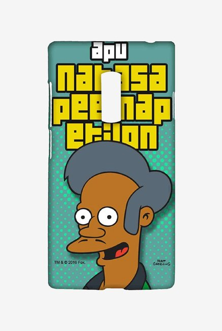 Simpsons Apu Case for Oneplus Two