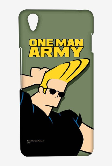 Johnny Bravo One Man Army Case for Oneplus X