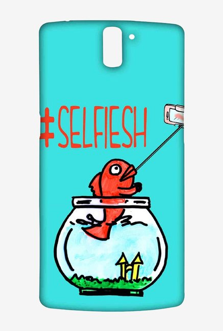Kritzels Selfiesh Case for Oneplus One