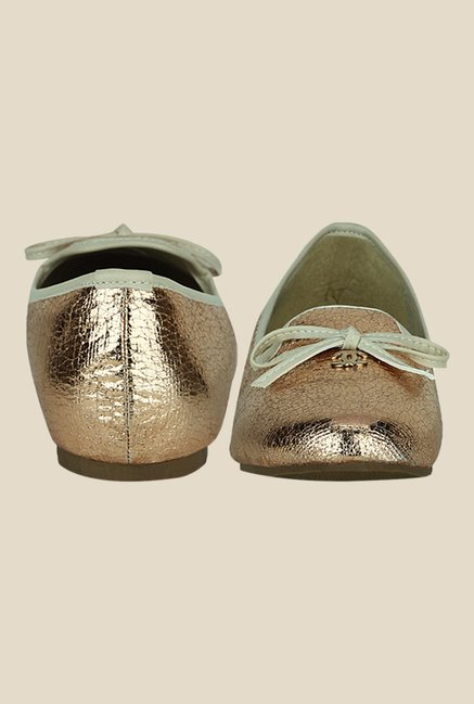 Kielz Copper & Green Moccasins
