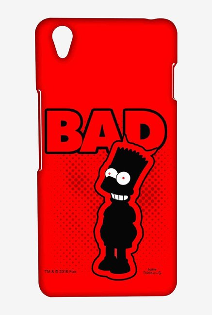 Simpsons Bad Case for Oneplus X