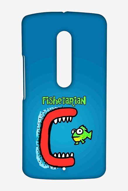 Kritzels Fishetarian Case for Moto X Play