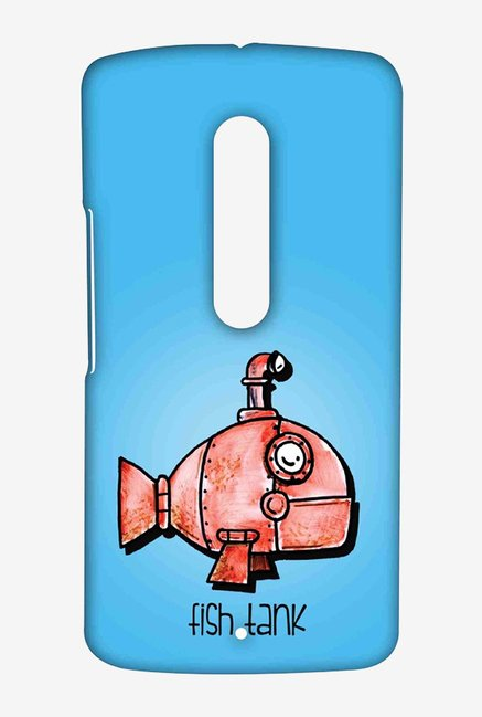 Kritzels Fish Tank Case for Moto X Play