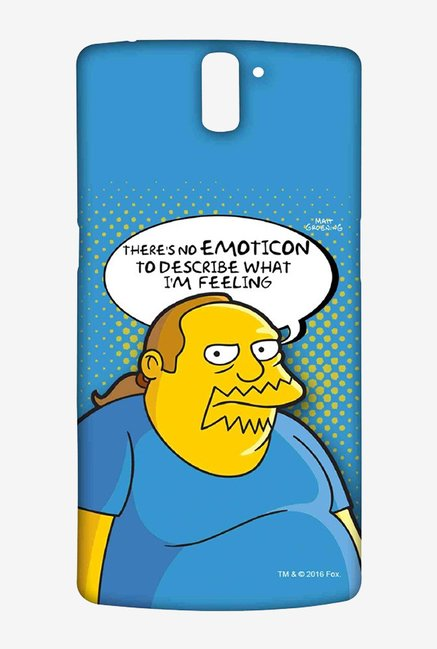 Simpsons Comic Guy Case for Oneplus One