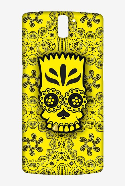 Simpsons Celtic Bart Case for Oneplus One