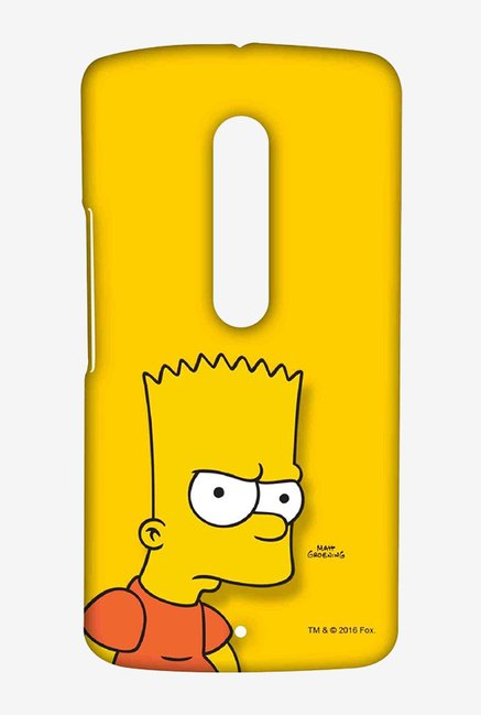 Bart Simpson Case for Moto X Play