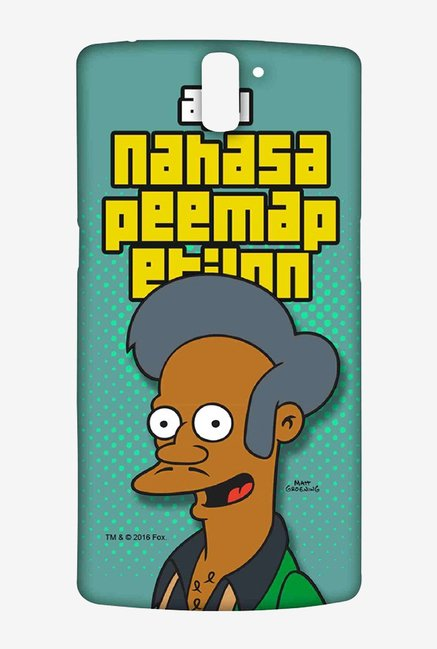 Simpsons Apu Case for Oneplus One