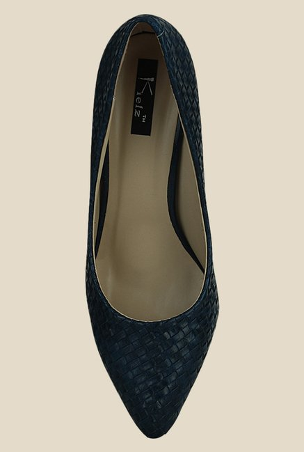 Kielz Navy Casual Pumps