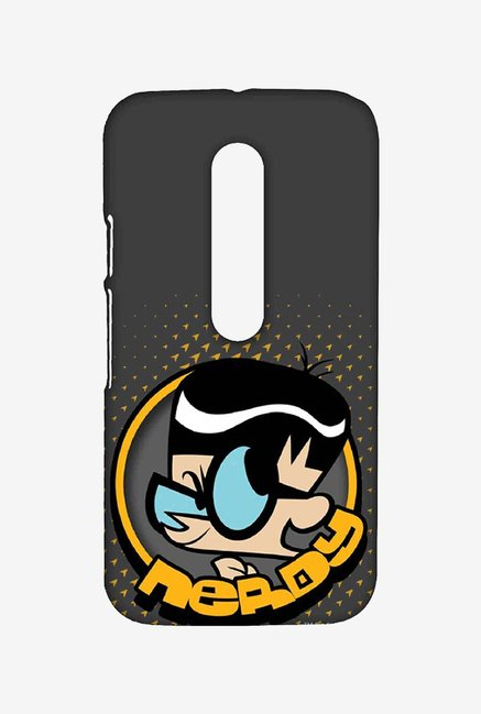 Dexter Talk Nerdy Case for Moto G3