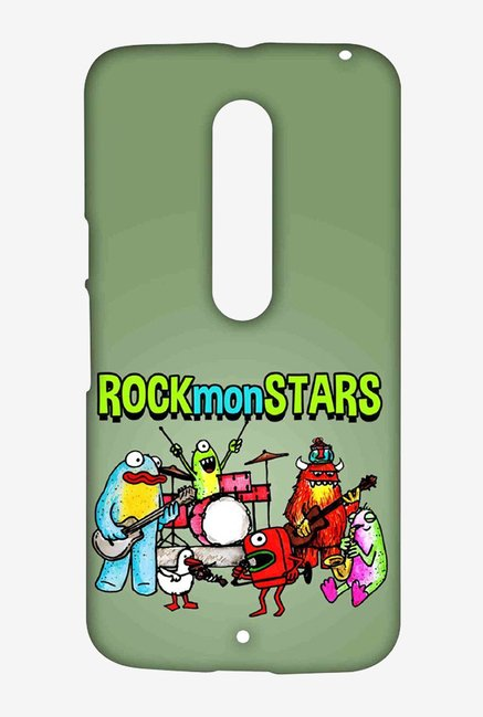 Kritzels Rockmonstars Case for Moto X Style