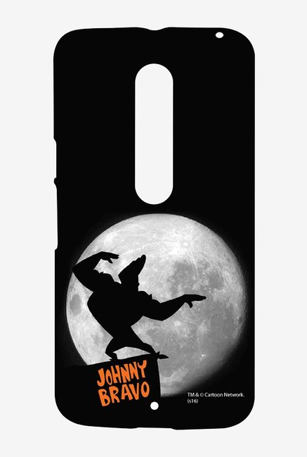 Johnny Bravo On The Moon Case for Moto X Style