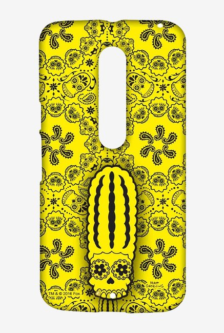 Simpsons Celtic Marge Case for Moto X Style
