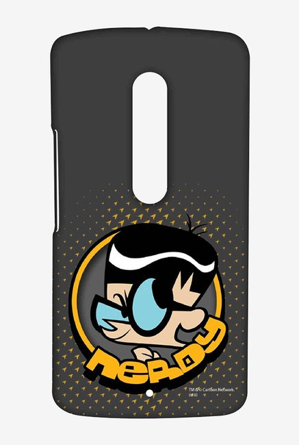 Dexter Talk Nerdy Case for Moto X Play