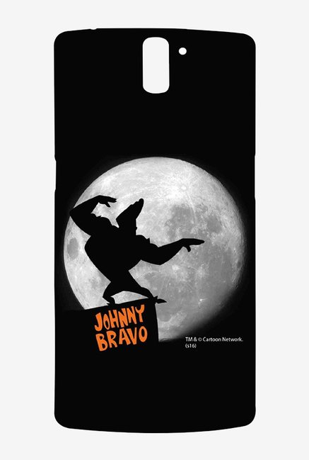 Johnny Bravo On The Moon Case for Oneplus One