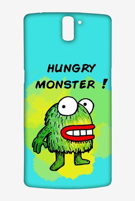 Kritzels Hungry Monster Case for Oneplus One