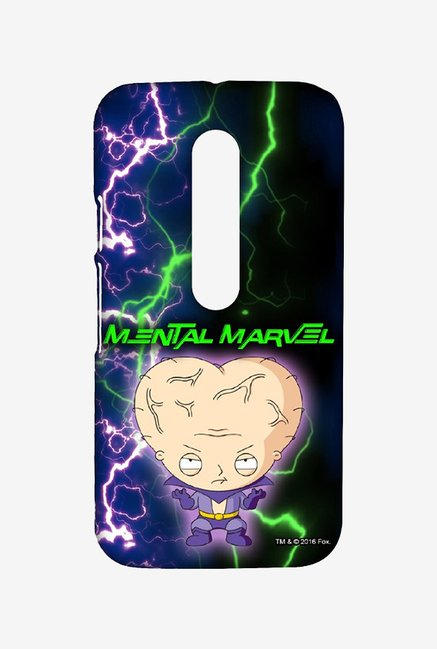 Family Guy Mental Marvel Case for Moto G3