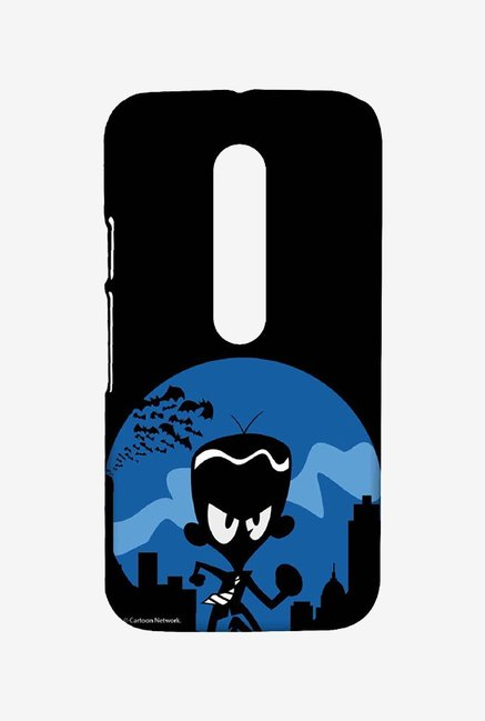 Dexter Mandark Case for Moto G Turbo
