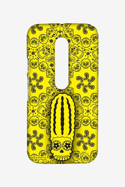 Simpsons Celtic Marge Case for Moto G3