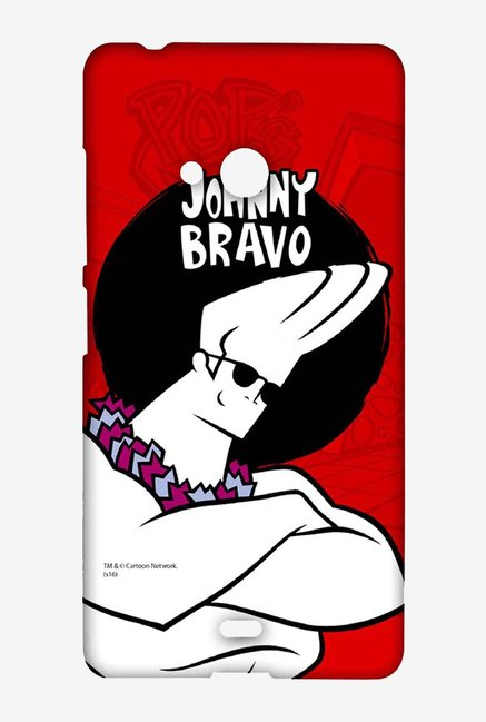 Johnny Bravo Hawaii Case for Microsoft Lumia 540