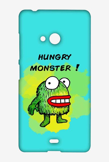 Kritzels Hungry Monster Case for Microsoft Lumia 540