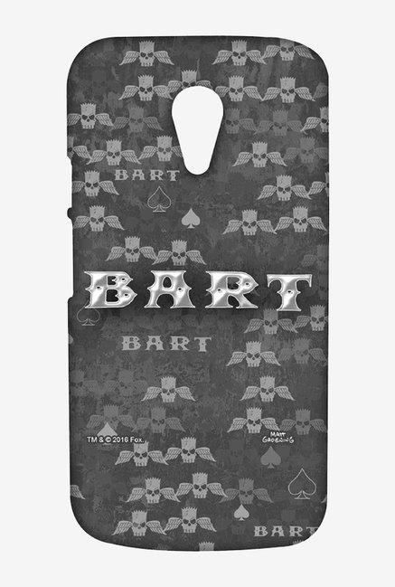 Simpsons Bart Wings Case for Moto G2