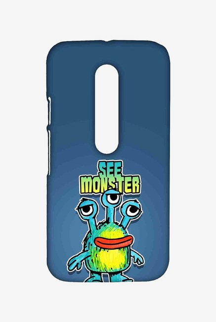 Kritzels See Monster Case for Moto G3