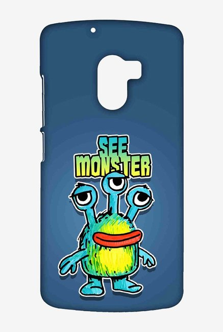 Kritzels See Monster Case for Lenovo K4 Note