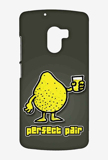 Kritzels Perfect Pair Case for Lenovo K4 Note