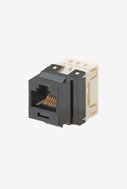 Panduit NKP5E88MBU Category-5E 8-Wire Jack Module (Blue)