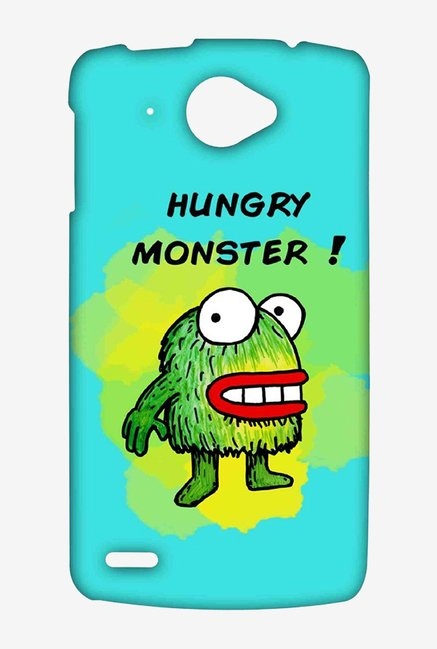 Kritzels Hungry Monster Case for Lenovo S920