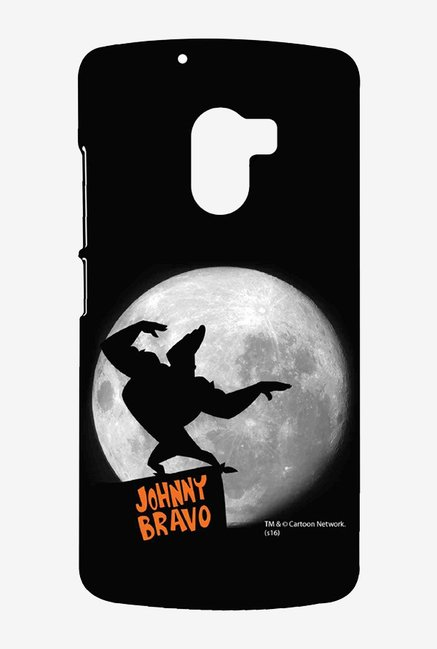 Johnny Bravo On The Moon Case for Lenovo K4 Note