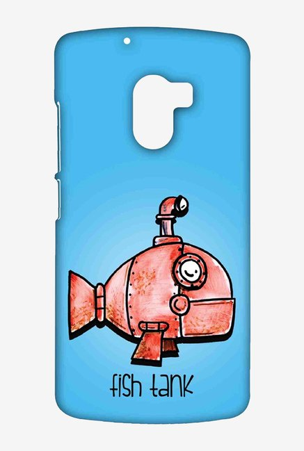 Kritzels Fish Tank Case for Lenovo K4 Note