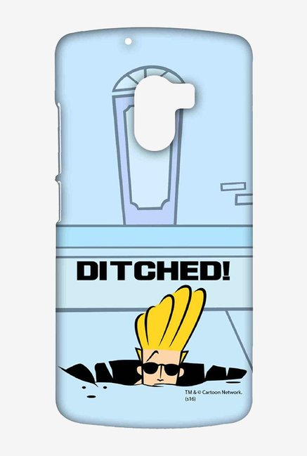 Johnny Bravo Ditched Case for Lenovo K4 Note