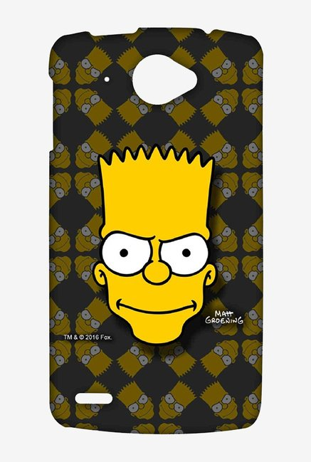 Simpsons Bartface Case for Lenovo S920