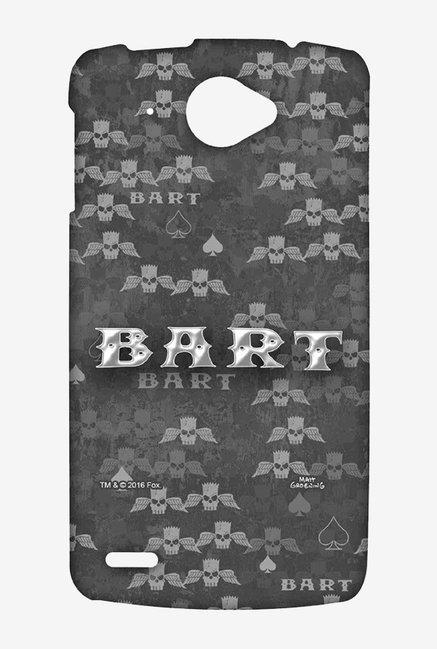 Simpsons Bart Wings Case for Lenovo S920