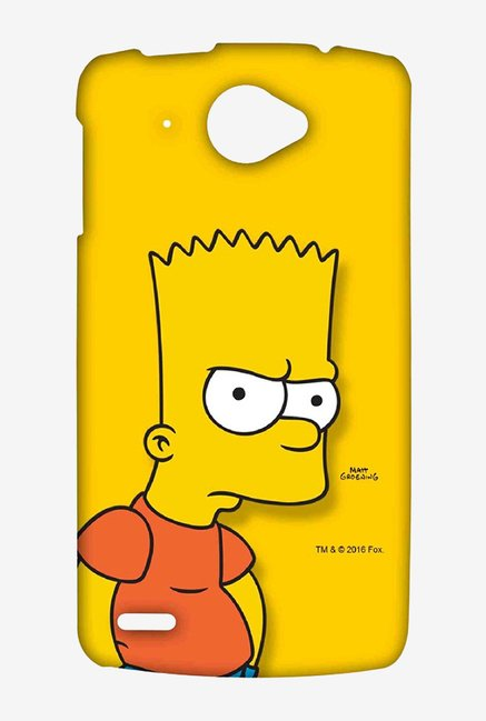 Bart Simpson Case for Lenovo S920