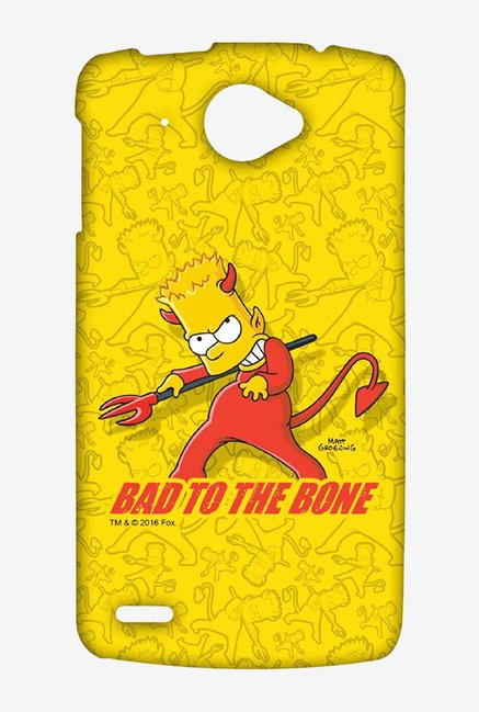 Simpsons Bad To The Bone Case for Lenovo S920