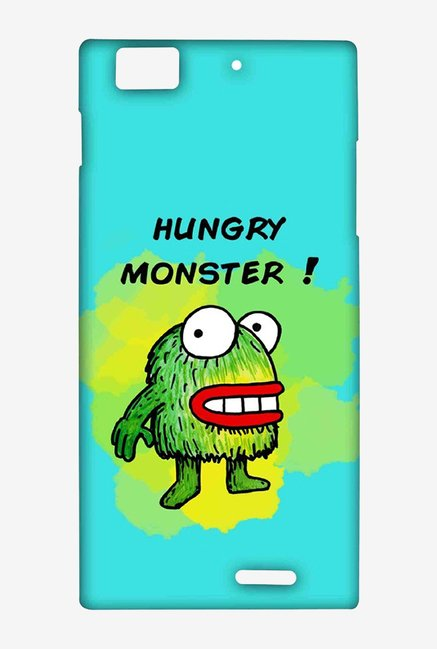 Kritzels Hungry Monster Case for Lenovo K900