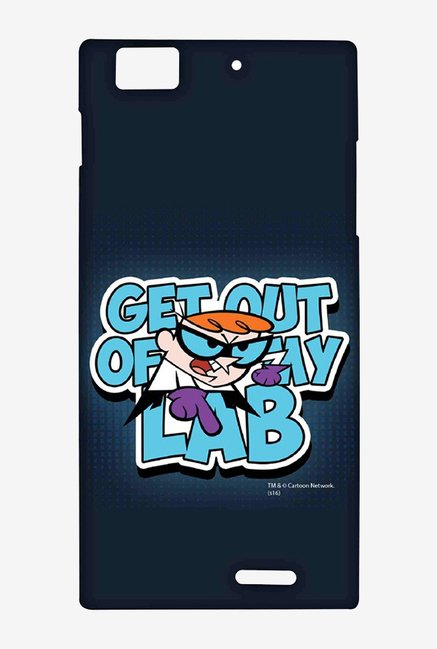 Dexter Get Out Of My Lab Case for Lenovo K900