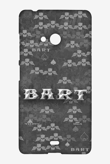 Simpsons Bart Wings Case for Microsoft Lumia 540